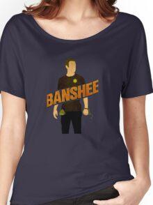 Banshee - Lucas Hood Women's Relaxed Fit T-Shirt