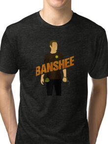 Banshee - Lucas Hood Tri-blend T-Shirt