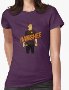 Banshee - Lucas Hood Womens Fitted T-Shirt