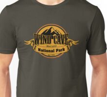 Wind Cave National Park, South Dakota Unisex T-Shirt