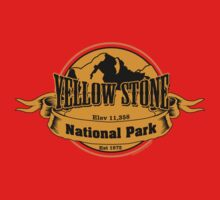 Yellow Stone National Park, Wyoming One Piece - Long Sleeve
