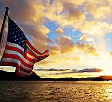 One Nation Under God by ElleEmDee