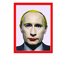 Russia'a Fool Photographic Print