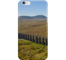 Ribblehead Viaduct, North Yorkshire iPhone Case/Skin