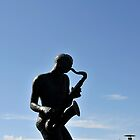 The Jazz Boy, Molde, Norway by buttonpresser