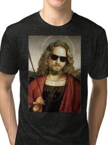 Saint Dude Tri-blend T-Shirt