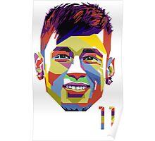 Neymar Jr. ART Poster