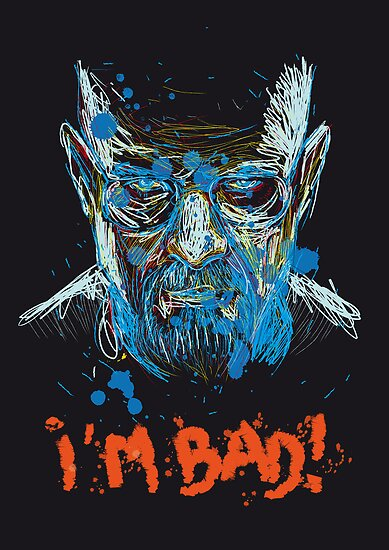 i'm bad by frederic levy-hadida