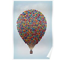 Balloons Galore! Poster