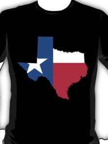 Texas [Bright] | Flag State | SteezeFactory.com T-Shirt