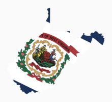 West Virginia | Flag State | SteezeFactory.com by FreshThreadShop