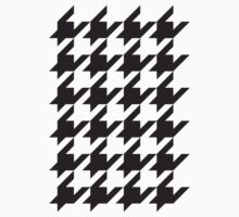 Houndstooth Pattern by Surpryse