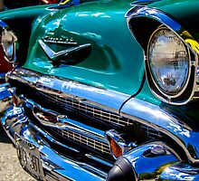 Classic Chevy Grill by PenguinPlot