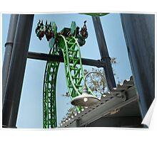 Green Lantern: First Flight Poster