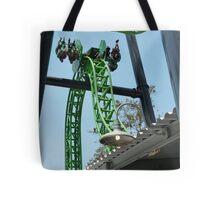 Green Lantern: First Flight Tote Bag