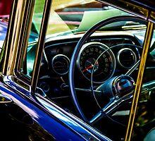 Classic Chevy Driver Seat by PenguinPlot