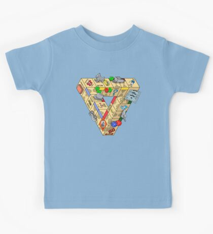 The Impossible Board Game Kids Tee