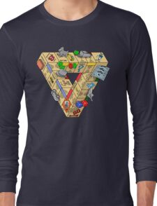 The Impossible Board Game Long Sleeve T-Shirt