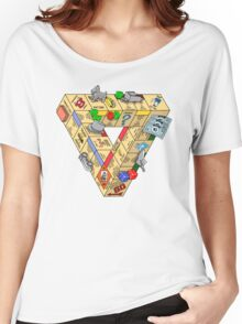The Impossible Board Game Women's Relaxed Fit T-Shirt