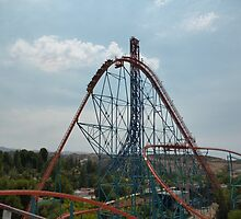 Goliath Roller Coaster by MontagnaMagica