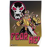 Fear Me! Poster