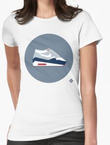 AM1 Greystone Womens Fitted T-Shirt