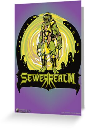 SewerRealm -Yellow by SilverBaX