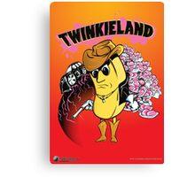 Twinkieland Canvas Print