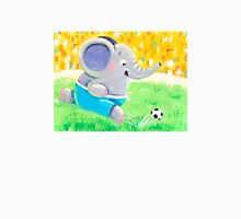 Football Player - Rondy the Elephant playing soccer Unisex T-Shirt