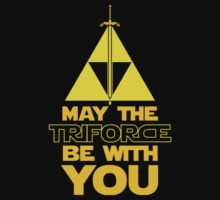 May The Triforce Be With You  by Look Human