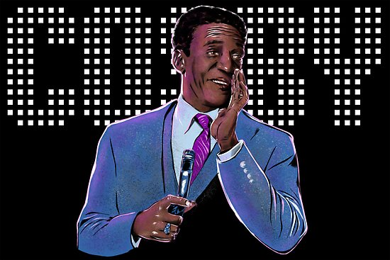 Bill Cosby - Comedy Legend by uberdoodles