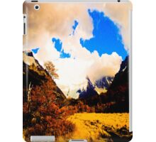 Absolutely depth nature. iPad Case/Skin