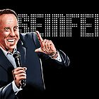 Jerry Seinfeld - Comedy Legend by uberdoodles