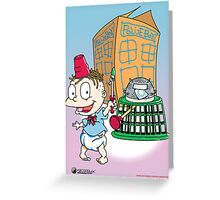 Tommy Who Greeting Card