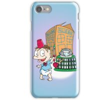 Tommy Who iPhone Case/Skin