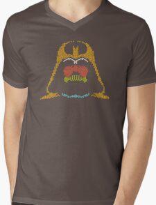 Darth Brite Mens V-Neck T-Shirt