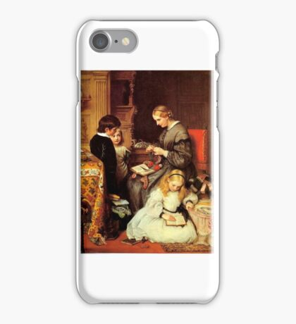 Charles West Cope - A Life Well Spent iPhone Case/Skin