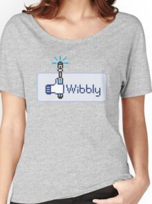 Wibbly Women's Relaxed Fit T-Shirt