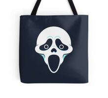 Ghostface Tote Bag