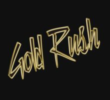 Macklemore & Chainz Gold Rush T-Shirts & Hoodies by meganfart