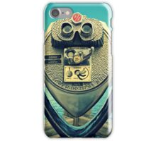 Look and See iPhone Case/Skin