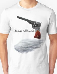 Daddy's Blunt Little Instrument T-Shirt