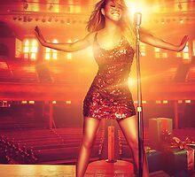 Mariah - Christmas iPhone Case by Benikari47
