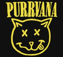 Purrvana  by BUB THE ZOMBIE