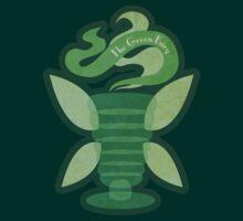 The Green Fairy by Alex Mathews