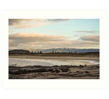 Windang Beach, NSW Australia Art Print