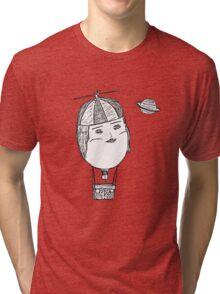 Hot Ego Balloon: No Colour, No Clouds Tri-blend T-Shirt