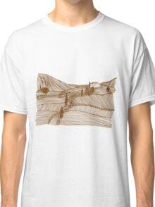 Tuscany Landscape Classic T-Shirt