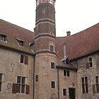 A Corner of a German Castle by lezvee