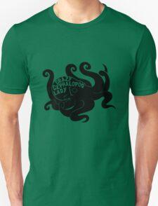 Crazy Cephalopod Lady T-Shirt
